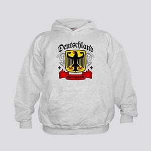 Deutschland Coat of Arms Kids Hoodie