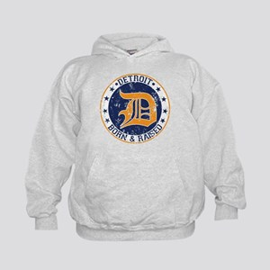 d3fa31e5 Detroit Kids Hoodies & Sweatshirts - CafePress
