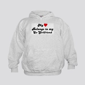 My Heart: Ex-Girlfriend Kids Hoodie