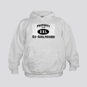 Property of Ex-Girlfriend Kids Hoodie