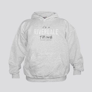 It's a Riverdale Thing Dark Sweatshirt