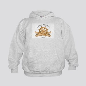 Official Conch Republic Navy Hoodie