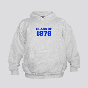 CLASS OF 1978-Fre blue 300 Hoodie
