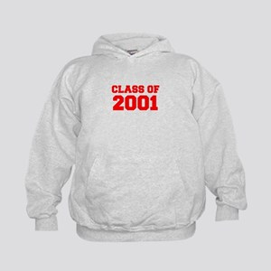 CLASS OF 2001-Fre red 300 Hoodie