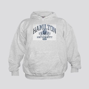 Hamilton Last Name University Class of 2014 Hoodie