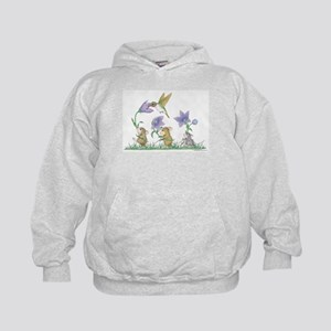 A Spring Tail Hoodie