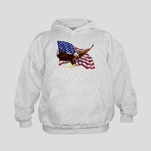e2143ded Bald Eagles Kids Hoodies & Sweatshirts - CafePress