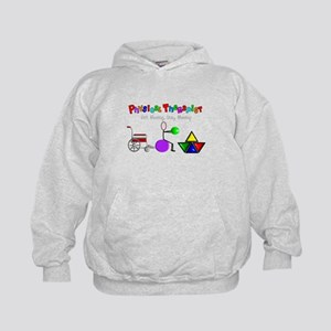 Physical Therapy Kids Hoodie