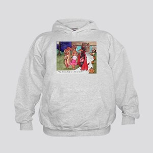 Trick or Treat Doxies Kids Hoodie