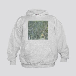Avenue of Trees Kids Hoodie