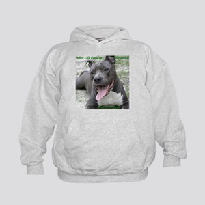 Smile With APBT Style Kids Hoodie