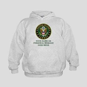 8f784f46 U.S. Army Kids Hoodies & Sweatshirts - CafePress