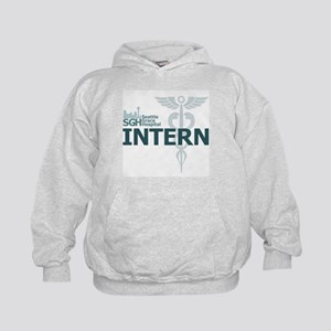 Seattle Grace Intern Kids Hoodie