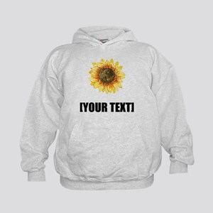Sunflower Personalize It! Hoodie