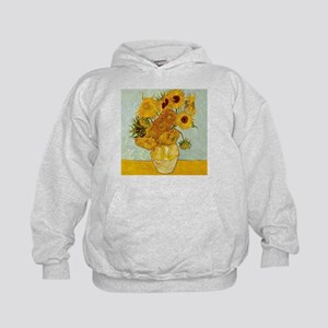Vincent Van Gogh Sunflower Painting Sweatshirt