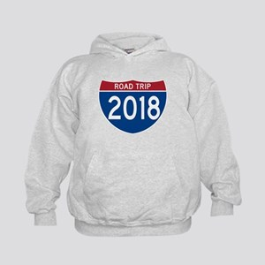 Road Trip 2018 Sweatshirt