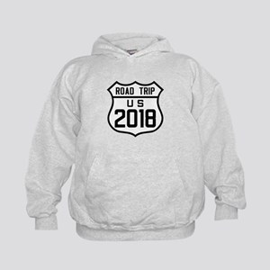 Road Trip US 2018 Sweatshirt