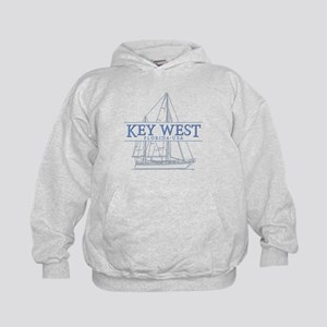 Key West Sailboat Sweatshirt