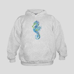 Fancy Seahorse Hoodie