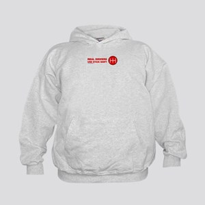 Real Drives Use Stick Shift Hoodie
