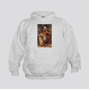 more man and woman joined Sweatshirt