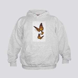 Monarch Butterlies Kids Hoodie