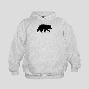 Black Bear Kids Hoodie