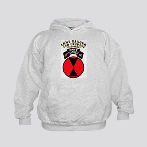 SOF - Army Ranger - 2nd Company Kids Hoodie