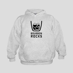 Bourbon Rocks Kids Hoodie