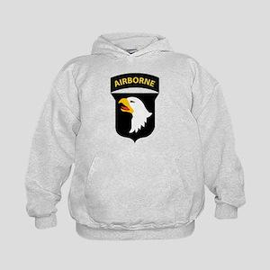 101st Airborne Division Kids Hoodie