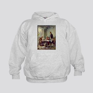 Founding Fathers Kids Hoodie