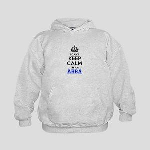 I cant keep calm Im ABBA Kids Hoodie