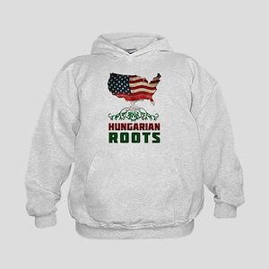 American Hungarian Roots Hoodie