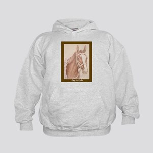 Rags To Riches Kids Hoodie