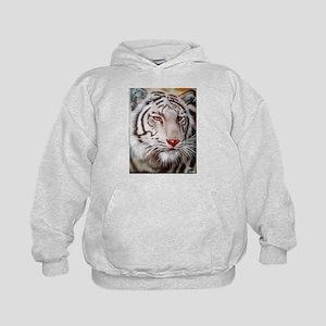 Tiger-white Sweatshirt