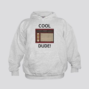cool dude Kids Hoodie