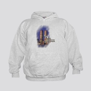 September 11, we will never forget - Kids Hoodie