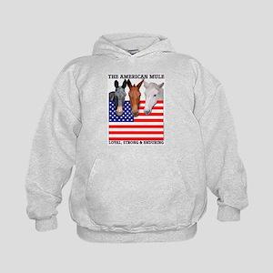 American Mule Kids Hoodie