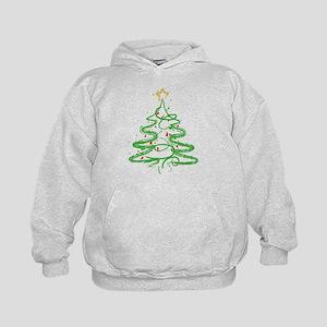 Christmas Tree Kids Hoodie