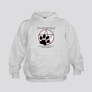 Hell Hounds Rescue wt Kids Hoodie