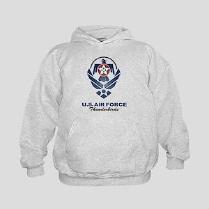 USAF Thunderbird Kids Hoodie