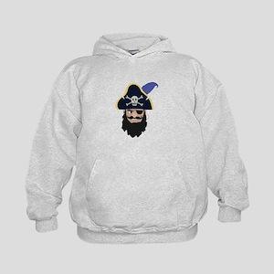 Pirate Head Hoodie