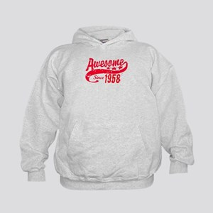 Awesome Since 1958 60 Years Old Birthda Sweatshirt