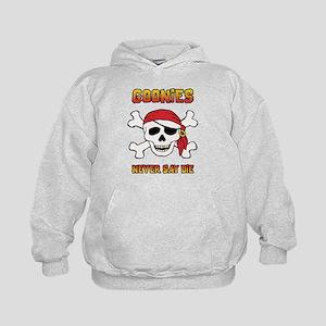Goonies Funny Pirate Kids Hoodie
