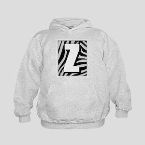 Z - Zebra Print Sweatshirt