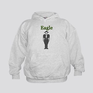 eagle_scout Kids Hoodie