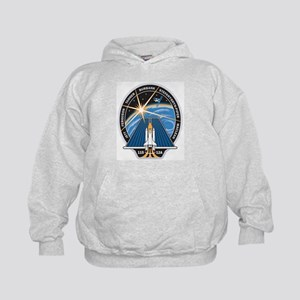 STS 115 Patch Kids Hoodie