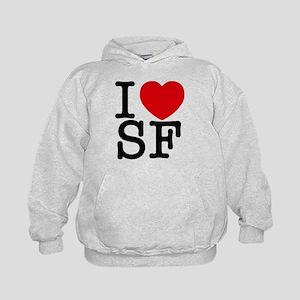 San Francisco Kids Hoodie