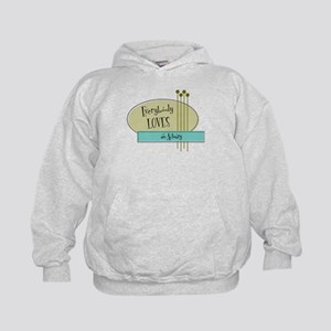 Everybody Loves an Actuary Kids Hoodie
