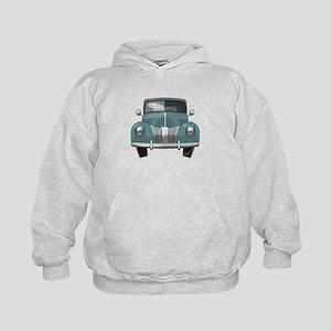 1940 Ford Truck Kids Hoodie